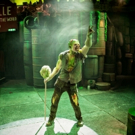 Photo Flash: First Look at THE TOXIC AVENGER at Southwark Playhouse