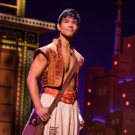 Photo Flash: He Can Show You the World! First Look at Telly Leung in ALADDIN