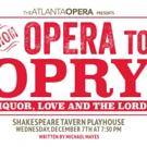 The Atlanta Opera Presents FROM OPERA TO OPRY, 12/7