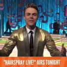 VIDEO: HAIRSPRAY LIVE!'s Derek Hough Sends Message from Cast's Final Run-Through