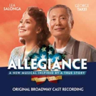 Broadway's ALLEGIANCE Cast Album, Featuring George Takei, Lea Salonga and More, Released Today