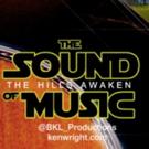 The Hills Awaken: Christopher Clegg's STAR WARS Inspired Poster Art For THE SOUND OF MUSIC