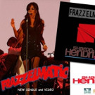 Sharon Hendrix Releases Her Retro-Summertime Fun 'Frazzelmatic' Video