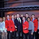 Photo Flash: David Hasselhoff Visits JERSEY BOYS in London