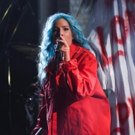 VIDEO: Halsey Performs A Medley From 'Hopeless Fountain Kingdom' on LATE SHOW