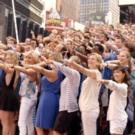 BWW TV Exclusive: Blue Since the Day They Parted- MAMMA MIA! Vets Reunite in Times Square!