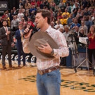 William Michael Morgan Performa National Anthem at Pacers vs Bulls Game