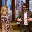 VIDEO: Josh Groban Talks Broadway Debut on 'Live': 'This Has Been a Lifelong Dream'