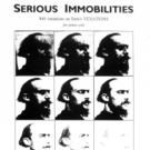 ComposersCollaborative, Inc. & The Center at West Park to Present Free Marathon of SERIOUS IMMOBILITIES This Weekend