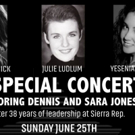 Special Concert Event Coming to Sierra Repertory Theatre!