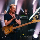 VIDEO: Sting Performs 'One Fine Day' on LATE LATE SHOW
