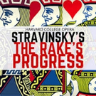Harvard College Opera to Present Stravinsky's THE RAKE'S PROGRESS, 2/4