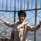 Photo Flash: Chita Rivera Lights Empire State Building Red for AIDS Walk New York
