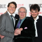 Photo Coverage: Harvey Fierstein & Company Celebrate Opening Night of Public Theater's GENTLY DOWN THE STREAM