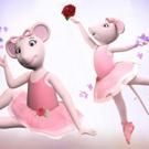 Beloved Character ANGELINA BALLERINA Now On Children's TV Channel 'Semillitas'