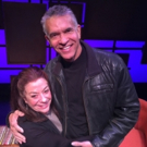 Photo Flash: Brian Stokes Mitchell and More Visit NOT THAT JEWISH Off-Broadway