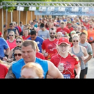 Roller Coaster Race Presents 5K/10K at Six Flags America Near Washington, DC, 10/16