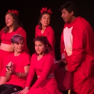 Photo Flash: First Look at CARMEN HIGH at the Edinburgh Fringe Festival
