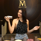 MAGNUM NYC Gets Visit from Kendall Jenner