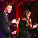 Photo Coverage: Michael Feinstein Presents His Great American Songbook Winners Nick Ziobro & Julia Goodwin at Feinstein's/54 Below