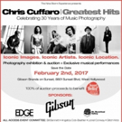 Chris Cuffaro's GREATEST HITS Photography Exhibition to Open This February
