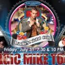 Magic Mike Tour & John Prine Head to the King Center This Year