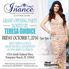 RHONJ's Teresa Guidice to Host Grand Opening of Inance Women's Clothing Boutique