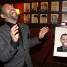 Photo Coverage: TAPPIN' THROUGH LIFE's Maurice Hines Unveils Sardi's Portrait!