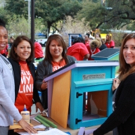 1000 Little Free Libraries Donate to Texas Communities