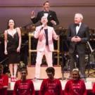 BWW Reviews:  New York Pops Salutes Rob and Kathleen Marshall
