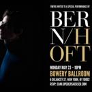 Bernhoft to Play the Bowery Ballroom Next Monday