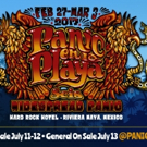 Widespread Panic Sets 6th Annual Panic En La Playa Seis