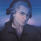 Renowned Artist Tim O'Brien Captures New Radical Portrait of Mozart