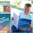 AWW FISHSTICKS! Children's Picture Book by Lenora Riegel is Released