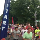 BWW Review: RUN TO THE CHAMPIONSHIP 4 Miler - A Steamy Race to Launch the U.S. Senior Open, Benefit Cancer Research and Celebrate Fitness