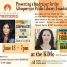 Bookworks & Albuquerque Public Library Foundation Present A WORD WITH WRITERS II, 6/13