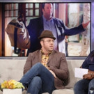 Sneak Peek - THIS IS US Star Chris Sullivan Visits THE REAL Today