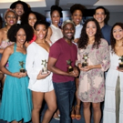 Photo Coverage: SHUFFLE ALONG Chorus Presented with Equity's ACCA Award
