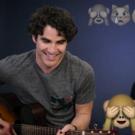 VIDEO: Darren Criss & Leslie Odom Jr. Show Off Their Musical Improv Skills in Emoji Challenge