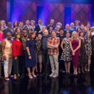 Photo Flash: Broadway All-Stars Prep for Tonight's Performance on NBC's MAYA & MARTY