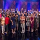 Photo Flash: Broadway All-Stars Prep for Tonight's Performance on NBC's MAYA & MARTY