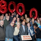 Photo Coverage: Still Razzle Dazzling- CHICAGO Celebrates 8000 Performances on Broadway!