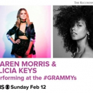 Alicia Keys, Maren Morris & More Join GRAMMY AWARDS Performance Lineup