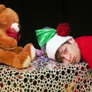 Photo Flash: Sneak Peek at Benjamin T. Ismail in THE SANTALAND DIARIES at Capital Stage Photos