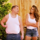 VIDEO: Watch James Corden & Cindy Crawford Re-Create Famous 1992 Pepsi Commercial