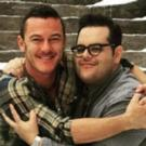 Josh Gad & Luke Evans In First Set Photo Working On BEAUTY & THE BEAST