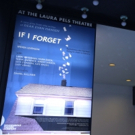 Up on the Marquee: IF I FORGET