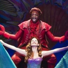 Melvin Abston of THE LITTLE MERMAID National Tour