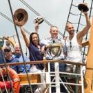Photo Coverage: HAMILTON Cast Celebrates 226th Anniversary of the Coast Guard