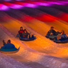 Fitness Travel Spotlight: CAMELBACK RESORT in Tannersville Pa. for Galactic Snowtubing and Much More